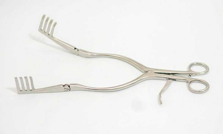 Conserto de instrumentos cirúrgicos