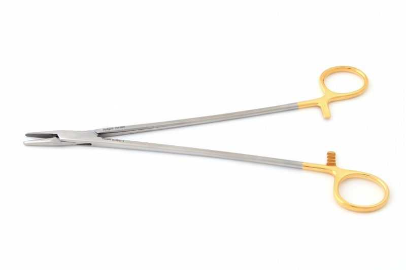 Conserto de porta agulha