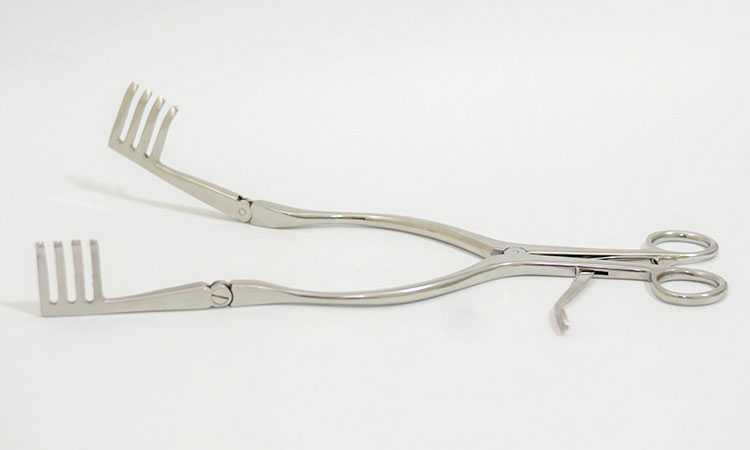 Manutenção de material cirúrgico
