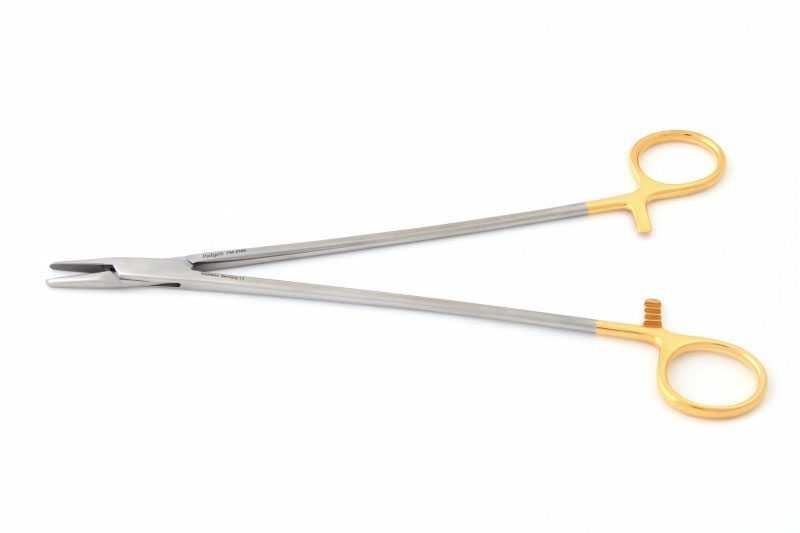 Manutenção de porta agulha